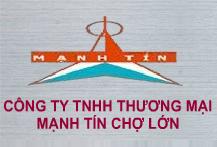 Logo Mạnh Tín Chợ Lớn